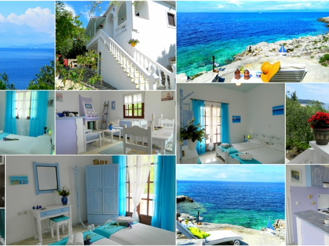 Paxos Blue Apartments